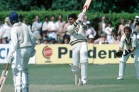 18th June, 1983 | Kapil Dev Smashes 175* at Tunbridge Wells Versus Zimbabwe