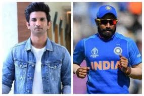 Wish I Could Talk to Sushant Had I Known His Condition, Family Pulled Me Out of Low Phase: Shami