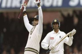 June 20 - Legends Rahul Dravid, Sourav Ganguly and Virat Kohli Make Test Debuts