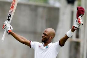 You're Rated a Bit Higher After Scoring a Century in England: Roston Chase