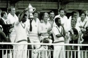 21st June 1975: Clive Lloyd's West Indies Lift First Ever World Cup