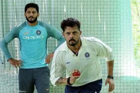 With Michael Jordan's Former Trainer in Tow, Sreesanth Readies for Redemption
