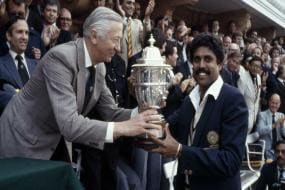 June 25, 1983 | Kapil Dev's India Upset Mighty West Indies to Win Their First World Cup