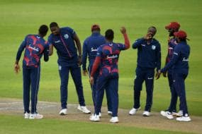 Jason Holder and Shannon Gabriel Shine in Day 3 of Second Warm-up Game
