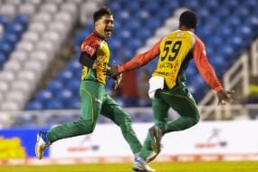 Rashid Khan Picked up by Barbados Tridents; Pravin Tambe Set to Become 1st Indian to Play in the CPL