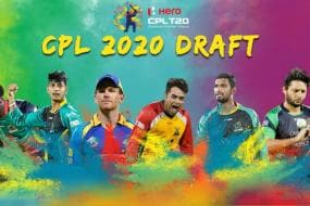 WATCH LIVE | Caribbean Premier League Draft 2020