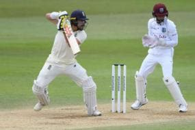 England vs West Indies 2020   Rory Burns, Dom Sibley Set Up England's Fightback