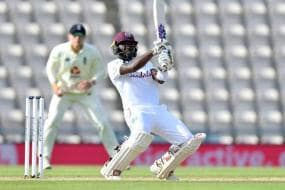 Jermaine Blackwood's 95 Helps West Indies Beat England in First Test