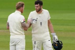 England vs West Indies 2020 | Dom Sibley, Ben Stokes Give England Edge After Attritional Day