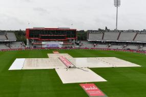 England vs West Indies 2020 | Persistent Rain in Manchester Washes Out Entire Day 3