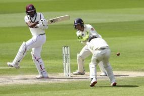 England vs West Indies 2020: Kraigg Brathwaite, Shamarh Brooks Keep Visitors Afloat Post Lunch