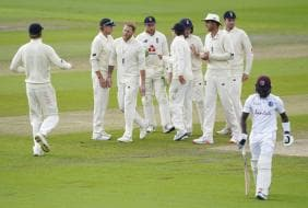 2nd Test: Allround Ben Stokes Leads England to Series-Leveling 113-run Win at Old Trafford