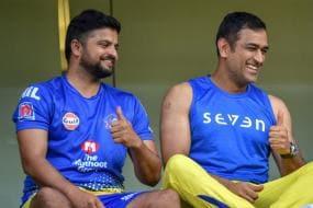 IPL 2020: MS Dhoni Will Enjoy Training With us: Suresh Raina