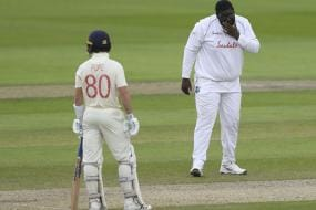 In Pics, England vs West Indies, Third Test at Manchester, Day 1