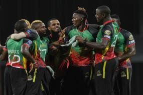 CPL 2020: Players & Officials Test Negative for Covid-19 After Arriving in Trinidad & Tobago