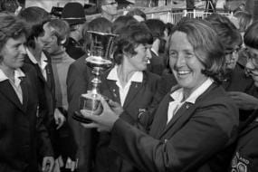 ECB Announce 'Special Edition' Rachael Heyhoe Flint Trophy in Honour of World Cup Winning Captain