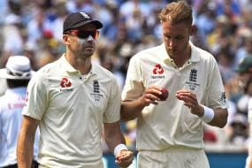 England vs West Indies: Stuart Broad Can Overtake my Test Wicket Tally, Says James Anderson
