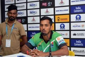Former Tamil Nadu All-rounder Malolan Rangarajan Excited About CPL Coaching Stint