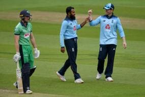 England vs Ireland: Jonny Bairstow Smashes Joint Fastest Fifty for Hosts, Adil Rashid Bags 150 Wickets