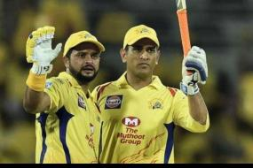 Suresh Raina Shares Heartfelt Message for MS Dhoni on Friendship Day