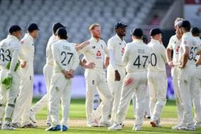 In Pics, England vs Pakistan First Test Day 3 at Manchester