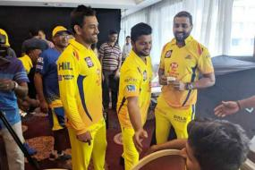 IPL 2020: Suresh Raina Shares Picture with CSK Teammates MS Dhoni and Murali Vijay, Says 'Can't Wait for Season to Begin'