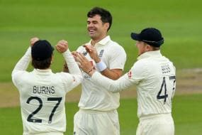 England vs Pakistan 2020: James Anderson Reaches 600 Wickets, England Clinch Series With Draw