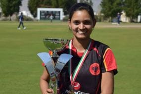 Anuradha Doddaballapur Becomes First Bowler to Take Four Wickets from Four Consecutive Deliveries in Women's T20I