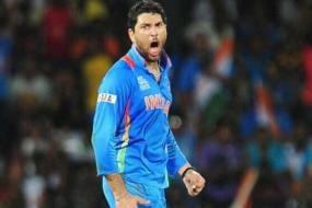 Yuvraj Singh Named in Punjab's Probables List for Syed Mushtaq Ali Trophy