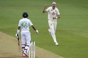 England vs Pakistan: Stuart Broad Disappointed Not to Have Bundled Out the Visitors
