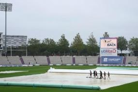 England vs Pakistan 2020: Rain Washes Out Most of Fourth Day, Game Heading for Draw