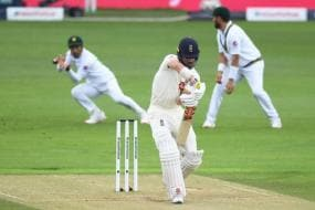 England vs Pakistan | Rory Burns Falls Early as Rain Rules in Second Test in Southampton