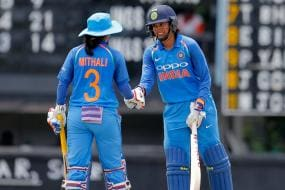ICC ODI Rankings: Smriti Mandhana Drops to No. 4, Mithali Raj Stays at 10