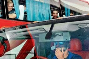 When MS Dhoni Drove Team Bus in Nagpur During 2008 Test Series Against Australia