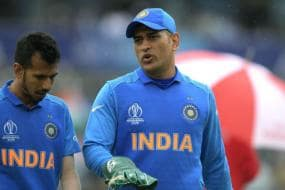 Coronavirus Pandemic Played a Role in MS Dhoni's Retirement Decision: Yuzvendra Chahal