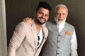 PM Modi's Letter to Raina:  'Would Take Days to Count Number of Runs You Saved'