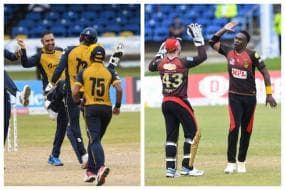 CPL 2020: Mohammad Nabi Stars in St Lucia Zouks' Win; Trinbgo Knight Riders Maintain Winning Streak