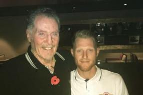 Ben Stokes 'Didn't Sleep For a Week' After Father's Diagnosis