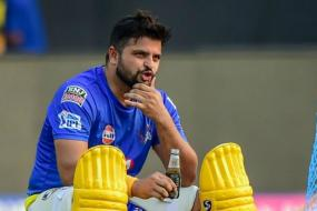IPL 2020 : Unimaginable For Me That I'm Not There Today - Raina Extends Best Wishes To CSK