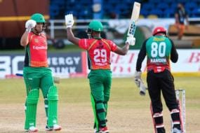 CPL 2020: Spinners Win it for St Lucia Zouks; Pooran Guides Guyana to Victory Over Patriots