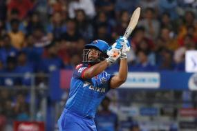 Pant Looks Sharp in Sharjah; Capitals Liken Him To Another Famous Southpaw