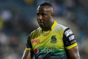 CPL 2020: Andre Russell Left Frustrated After Questionable Umpiring Decision