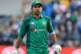 Sarfaraz Ahmed Fined For Making 'Inappropriate Comments' In Quaid-E-Azam Trophy