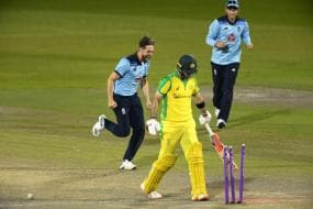 WATCH | Chris Woakes' Magical Delivery That Sends Aaron Finch Packing