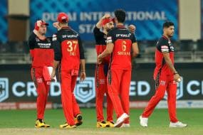 IPL Playoffs 2020: Here's How Royal Challengers Bangalore Created Their Road To The Playoffs