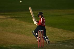 Tammy Beaumont Stars as England Women Beat West Indies in First T20I