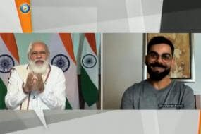 Team India Fitness Levels Behind Others, Virat Kohli tells PM Narendra Modi