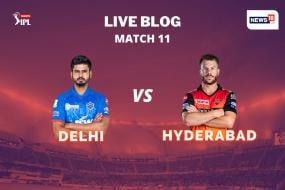 IPL 2020 Live Score, DC vs SRH Today's Match at Abu Dhabi: SRH Register First Win, Beat DC by 15 runs