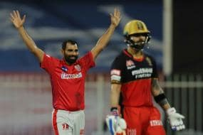 My IPL Performance Has Put Me in the Right Zone, Says Mohammed Shami