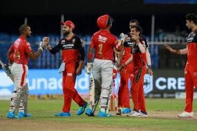 IPL 2020 Points Table: IPL 13 Team Standings After RCB vs KXIP Match
